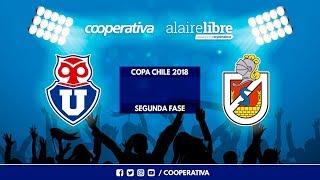 Copa Chile: Universidad de Chile versus Deportes La Serena