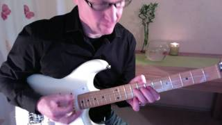 Self Control by Laura Branigan - Rhythm Guitar - Funky Licks