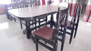 Dining table set - Furniture wholesale in india