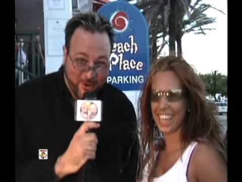 Dr Johnny on Ft Lauderdale Beach Video