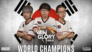The BEST MOMENTS from the Vainglory World Championships: EPIC PLAYS ONLY BRO