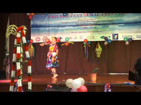 Chandana Folk Dance