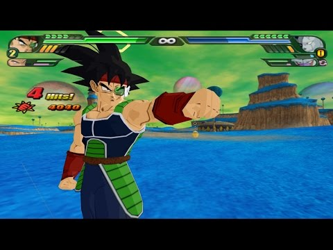 Fusion Vegeta And Bardock (dragon Ball Z Budokai Tenkaichi 3 Fusion Mod) video