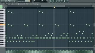 Mark Sherry & RAM - Nordic Nights (FL Studio)