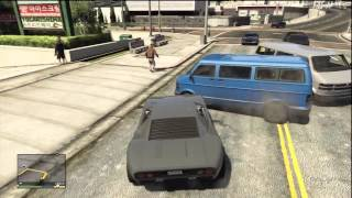 GTA 5 xbox 360 walkthroughpart 3