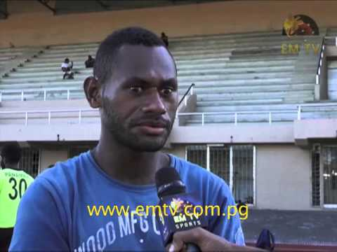 Dabinyaba: Match Against Solomon Islands a Good Experience