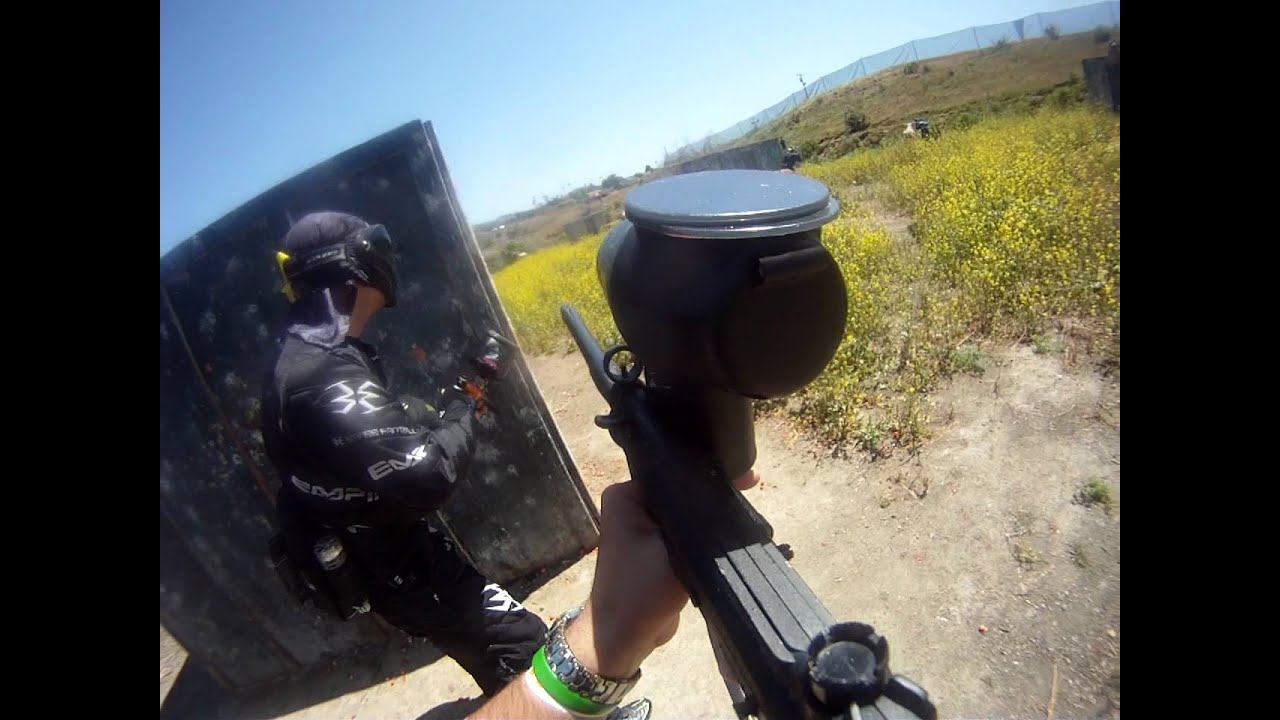 Camp Pendleton Paintball Field Camp Pendleton Paintball