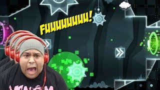 [HILARIOUS!] MY F#%KING MIXTAPE DROPPED EARLY!! [GEOMETRY DASH 2.1]