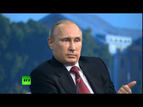 Путин: Россия не та страна, которая выдает борцов за права человека