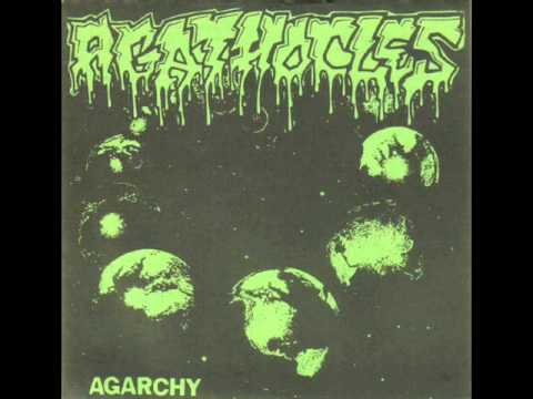 Agathocles - The Truth Begins, Where Man Stops to Think