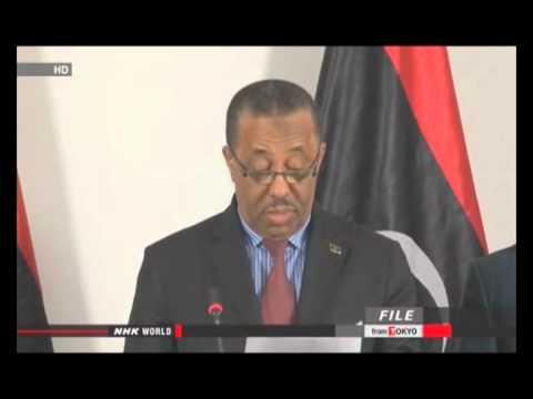 Libya's interim Prime Minister resigns