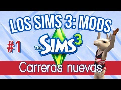 Los Sims 3   Mods: Carreras (¡Más carreras para tus Sims!) En español