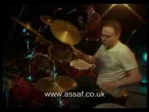the fucking most amazing drum solo(by stav)