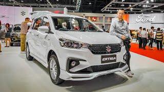 Chi tiết Suzuki Ertiga 7 chỗ giá rẻ đối thủ của Xpander tại Việt Nam