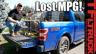 Ford F150: How Much MPG Do You Lose When Hauling Max Load?