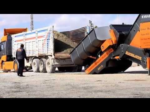 KOMEL RAHİM 800X1200 MOBİL SİLAJ RULO BALYA PAKETLEME MAKİNASI 2015