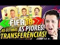 download mp3 dan video A PIOR TRANSFERÊNCIA DO MERCADO!?!? TRANSFERÊNCIAS CONFIRMADAS!!
