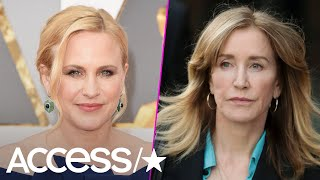 Patricia Arquette Believes Felicity Huffman Is 'Sincerely Sorry' About College Admissions Scandal