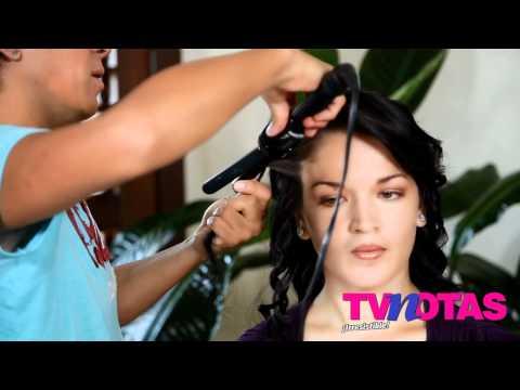 Peinados: Rizos definidos y naturales