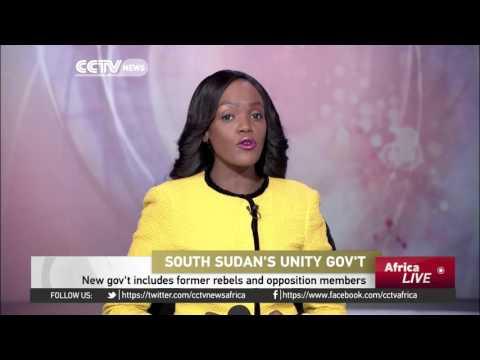 President Salva Kiir names new inclusive cabinet