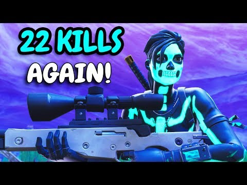 22 KILLS | SOLO SQUAD SLAYING ONCE AGAIN!