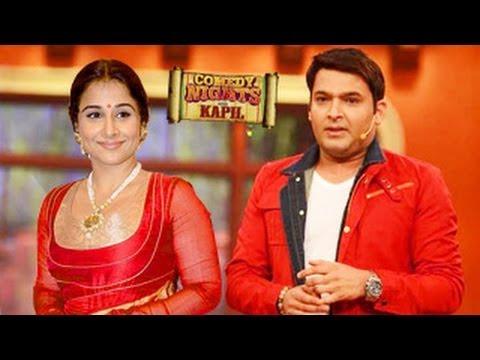 Vidya Balan's Bobby Jasoos On Comedy Nights With Kapil 15th June 2014 Full Episode Hd video