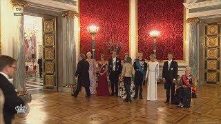 President of France on State Visit to Denmark