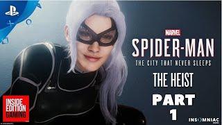 Spider-Man City That Never Sleeps ( PART 1 )