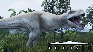 Carnivores Battle Herbivores! - The Isle