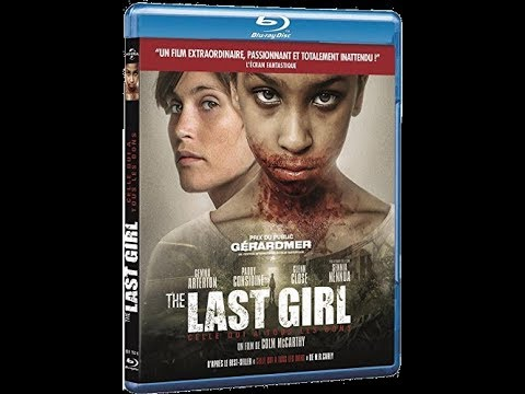 ciné passion blu ray dvd the last girl celle qui a tous les dons chronique streaming vf