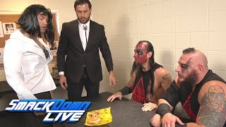 "Breezango open a new case in ""Pulp Fashion"": SmackDown LIVE, Oct. 17, 2017"
