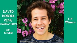 Ultimate David Dobrik Vine Compilation with Titles! - All David Dobrik Vines 2015 | Top Viners ✔