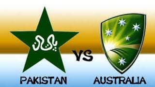 Australia vs Pakistan 1st ODI at Brisbane live streaming