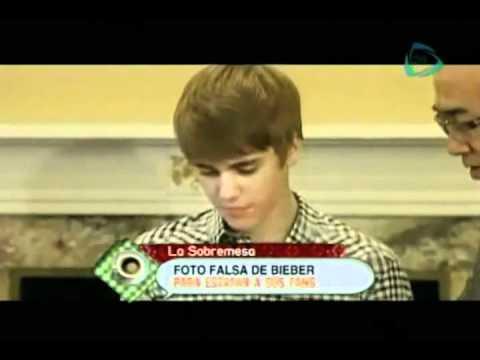 La Sobremesa. Suben fotografía de Justin Bieber desnudo para estafar a sus seguidoras