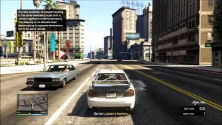 SHIV Plays GTA V - Episode 4 - The Fleeca Job Part 2