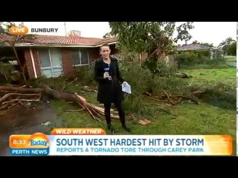 Wild Weather | Today Perth News