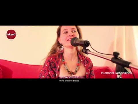 Aseen Marhoon Larr Ja - Katalin Burns - Lahooti Live Sessions