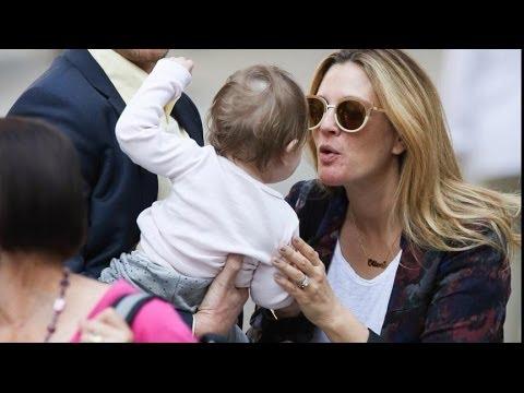 Drew Barrymore Interview 2014: Actress Calls Motherhood 'A Ride'
