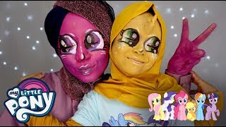 My Little Pony Easy Facepainting Tutorial