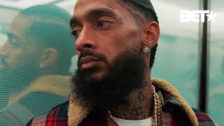 "Nipsey Hussle's 2018 ""Victory Lap"" Interview: Diddy's Advice & Growing Up On ""Life After Death"""