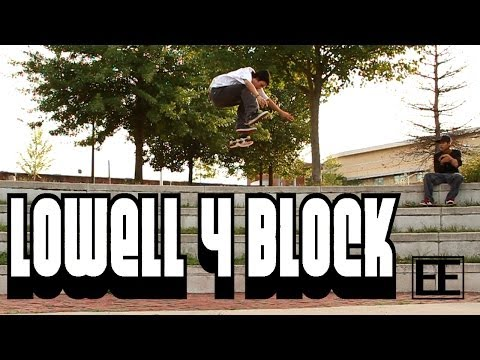 LOWELL 4 BLOCK EPIC SESSION