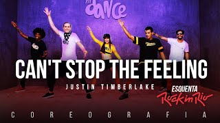 Download video Can't Stop The Feeling - Justin Timberlake | FitDance TV | Esquenta Rock in Rio 2017 | Dance Video