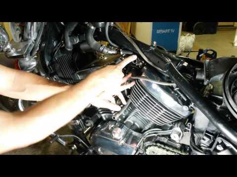 Kawasaki Vulcan 800 ~EPA & Emissions System ByPass... I Mean