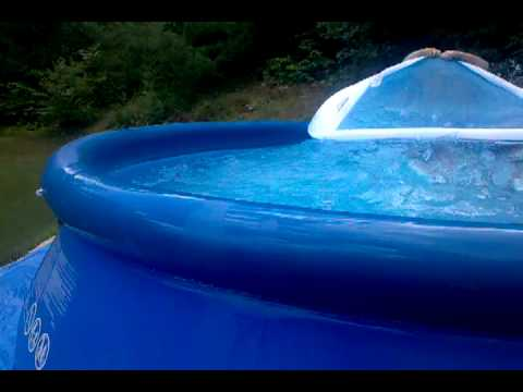 Intex pool #3 2010-07-15