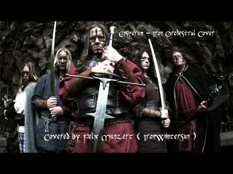 Ensiferum - Iron ( SYMPHONIC COVER )
