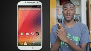 Google Edition Galaxy S4_ Explained!