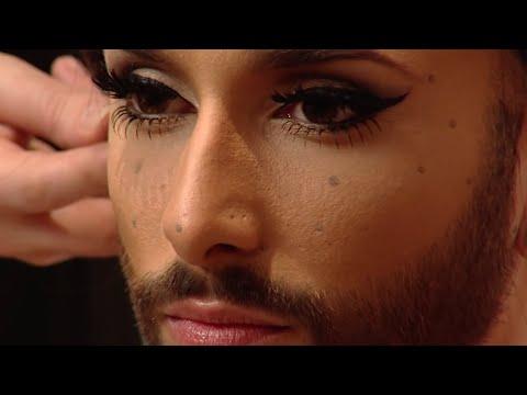Conchita Wurst - Madame Tussauds, Wien | Кончита Вурст в Музее Мадам Тюссо