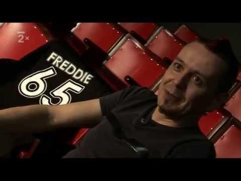 Jiri Sevcik + PSB v reportazi Ceske televize o Freddiem Mercurym
