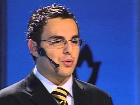 Dejan Kukrić - Gledaoci I Vi odlučujete @ Miss BiH 2004