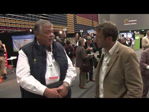 PGG Wrightson World Angus Forum 2013 - Tim Brittain - President of Angus NZ & Chairman of WAF 2013 C